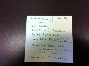 writing-goals-week